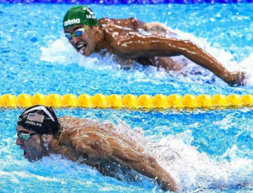 Olympians, Business, and Life: 12 Parallels